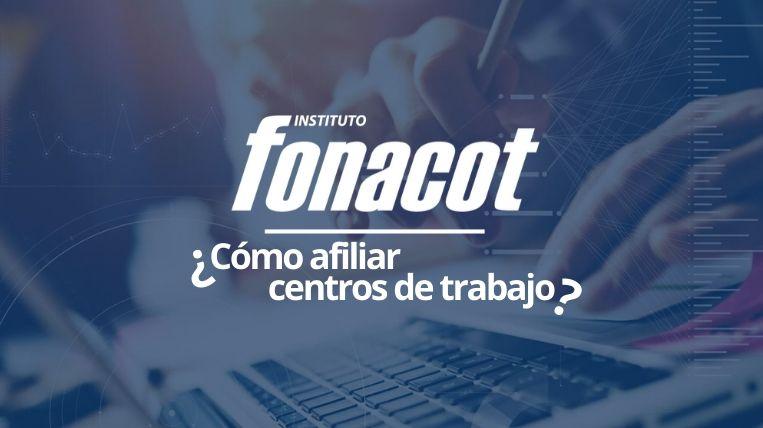 Centros de Trabajo Fonacot